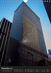 New York reflections of a big city (Wall Calendar 2019 DIN A4 Portrait) - Produktdetailbild 12