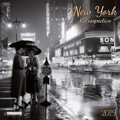 New York Retrospective 2019