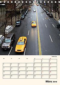 New York - sehenswertes Manhattan (Tischkalender 2019 DIN A5 hoch) - Produktdetailbild 3