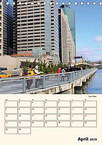 New York - sehenswertes Manhattan (Tischkalender 2019 DIN A5 hoch) - Produktdetailbild 4
