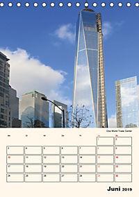 New York - sehenswertes Manhattan (Tischkalender 2019 DIN A5 hoch) - Produktdetailbild 6