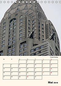 New York - sehenswertes Manhattan (Tischkalender 2019 DIN A5 hoch) - Produktdetailbild 5