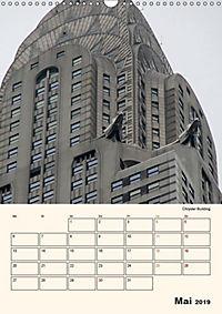 New York - sehenswertes Manhattan (Wandkalender 2019 DIN A3 hoch) - Produktdetailbild 5
