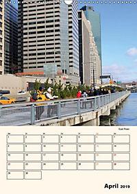 New York - sehenswertes Manhattan (Wandkalender 2019 DIN A3 hoch) - Produktdetailbild 4