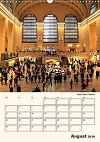 New York - sehenswertes Manhattan (Wandkalender 2019 DIN A3 hoch) - Produktdetailbild 8