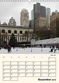 New York - sehenswertes Manhattan (Wandkalender 2019 DIN A3 hoch) - Produktdetailbild 12