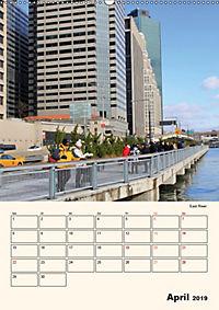 New York - sehenswertes Manhattan (Wandkalender 2019 DIN A2 hoch) - Produktdetailbild 4