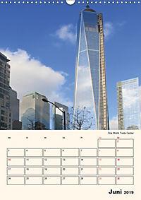 New York - sehenswertes Manhattan (Wandkalender 2019 DIN A3 hoch) - Produktdetailbild 6