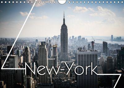 New York Shoots / UK-Version (Wall Calendar 2019 DIN A4 Landscape), Oliver Pinkoss