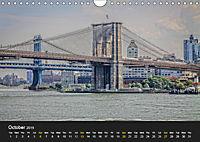 New York Shoots / UK-Version (Wall Calendar 2019 DIN A4 Landscape) - Produktdetailbild 10
