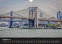 New York Shoots / UK-Version (Wall Calendar 2019 DIN A4 Landscape) - Produktdetailbild 10