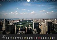 New York Shoots / UK-Version (Wall Calendar 2019 DIN A4 Landscape) - Produktdetailbild 4