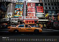 New York Shoots / UK-Version (Wall Calendar 2019 DIN A4 Landscape) - Produktdetailbild 3
