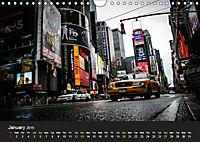 New York Shoots / UK-Version (Wall Calendar 2019 DIN A4 Landscape) - Produktdetailbild 1