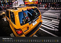 New York Shoots / UK-Version (Wall Calendar 2019 DIN A4 Landscape) - Produktdetailbild 9