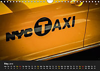 New York Shoots / UK-Version (Wall Calendar 2019 DIN A4 Landscape) - Produktdetailbild 5