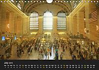 New York Shoots / UK-Version (Wall Calendar 2019 DIN A4 Landscape) - Produktdetailbild 7