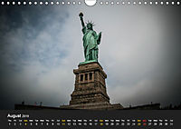 New York Shoots / UK-Version (Wall Calendar 2019 DIN A4 Landscape) - Produktdetailbild 8