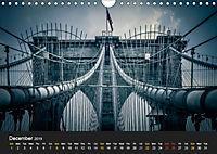 New York Shoots / UK-Version (Wall Calendar 2019 DIN A4 Landscape) - Produktdetailbild 12