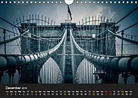 New York Shoots / UK-Version (Wall Calendar 2019 DIN A4 Landscape) - Produktdetailbild 12