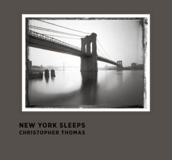 New York Sleeps - Christopher Thomas, Christopher Thomas