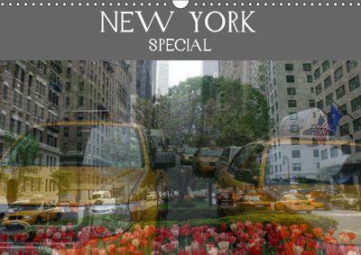 New York Special (Wall Calendar 2019 DIN A3 Landscape), Günter Ruhm
