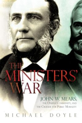 New York State Series: The Ministers' War, Michael Doyle