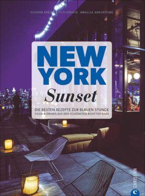 New York Sunset - Susann Kreihe  