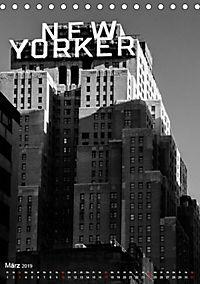 New York - Szenen in Schwarz - Weiß (Tischkalender 2019 DIN A5 hoch) - Produktdetailbild 3