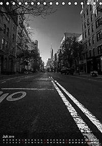 New York - Szenen in Schwarz - Weiß (Tischkalender 2019 DIN A5 hoch) - Produktdetailbild 7