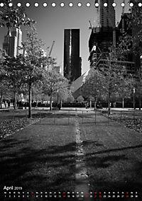 New York - Szenen in Schwarz - Weiß (Tischkalender 2019 DIN A5 hoch) - Produktdetailbild 4