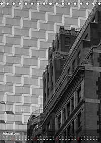 New York - Szenen in Schwarz - Weiß (Tischkalender 2019 DIN A5 hoch) - Produktdetailbild 8