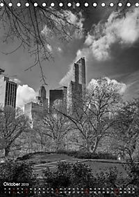 New York - Szenen in Schwarz - Weiß (Tischkalender 2019 DIN A5 hoch) - Produktdetailbild 10