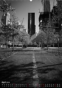 New York - Szenen in Schwarz - Weiss (Wandkalender 2019 DIN A2 hoch) - Produktdetailbild 4