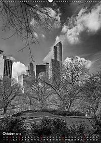 New York - Szenen in Schwarz - Weiss (Wandkalender 2019 DIN A2 hoch) - Produktdetailbild 10