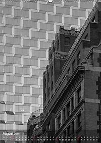 New York - Szenen in Schwarz - Weiss (Wandkalender 2019 DIN A2 hoch) - Produktdetailbild 8