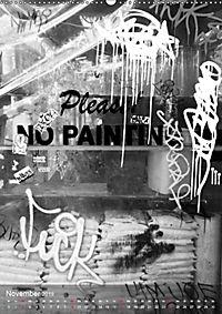 New York - Szenen in Schwarz - Weiss (Wandkalender 2019 DIN A2 hoch) - Produktdetailbild 11