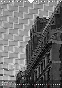 New York - Szenen in Schwarz - Weiß (Wandkalender 2019 DIN A4 hoch) - Produktdetailbild 8