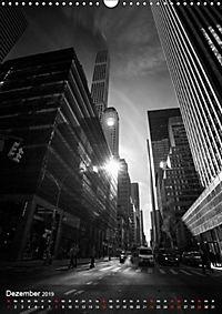 New York - Szenen in Schwarz - Weiß (Wandkalender 2019 DIN A3 hoch) - Produktdetailbild 12