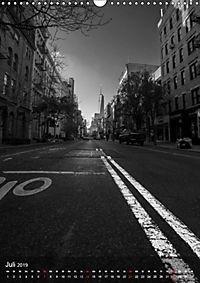 New York - Szenen in Schwarz - Weiß (Wandkalender 2019 DIN A3 hoch) - Produktdetailbild 7
