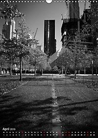 New York - Szenen in Schwarz - Weiß (Wandkalender 2019 DIN A3 hoch) - Produktdetailbild 4