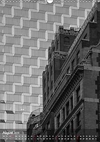 New York - Szenen in Schwarz - Weiß (Wandkalender 2019 DIN A3 hoch) - Produktdetailbild 8