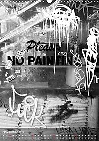 New York - Szenen in Schwarz - Weiß (Wandkalender 2019 DIN A3 hoch) - Produktdetailbild 11