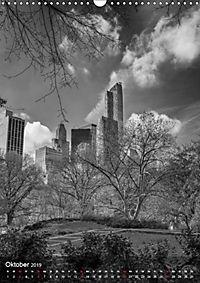 New York - Szenen in Schwarz - Weiß (Wandkalender 2019 DIN A3 hoch) - Produktdetailbild 10