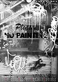 New York - Szenen in Schwarz - Weiss (Wandkalender 2019 DIN A4 hoch) - Produktdetailbild 11
