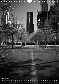 New York - Szenen in Schwarz - Weiß (Wandkalender 2019 DIN A4 hoch) - Produktdetailbild 4