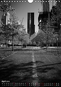 New York - Szenen in Schwarz - Weiss (Wandkalender 2019 DIN A4 hoch) - Produktdetailbild 4