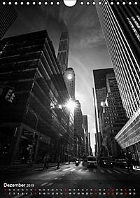 New York - Szenen in Schwarz - Weiß (Wandkalender 2019 DIN A4 hoch) - Produktdetailbild 12