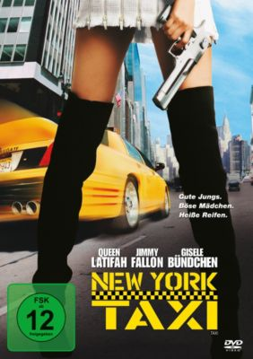 New York Taxi, Luc Besson