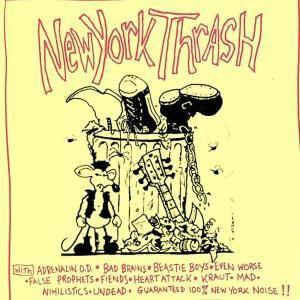 New York Thrash, Diverse Interpreten